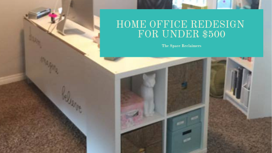 Home Office Redesign