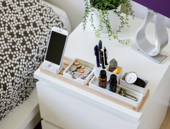 Tips on handling the overwhelm when decluttering