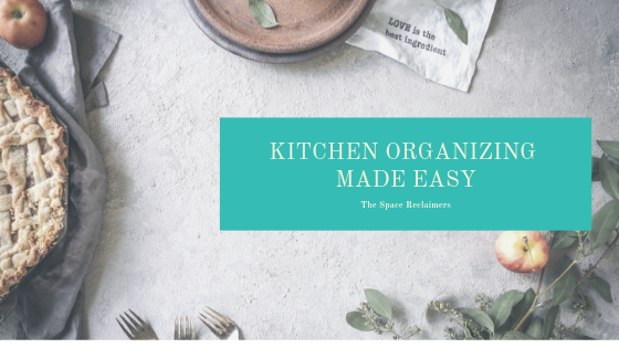 Kitchen Organizing Made Easy