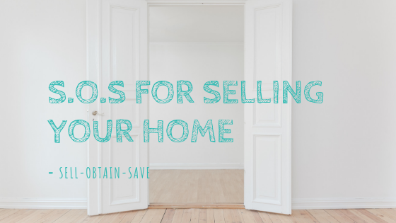Our S.O.S For Selling Your Home